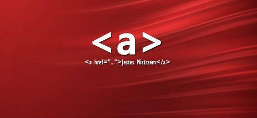 HTML - Odsyłacze czyli linki do innych stron lub podstron